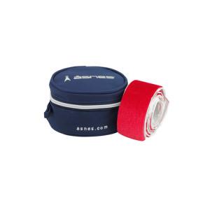 Åsnes Kortfell levereras med en praktisk väska som kan fästas på ryggsäcken eller i bältet.
