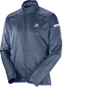 Salomon-agile-jacket-dress-blue