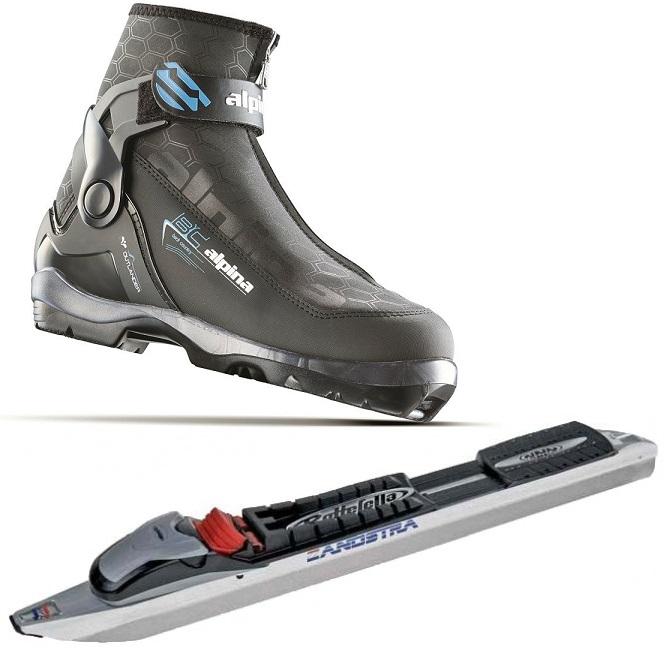 alpina skidor dam rea