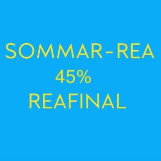 Sommar-REA