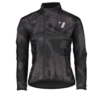 VOID Vind Jacket Black Shield