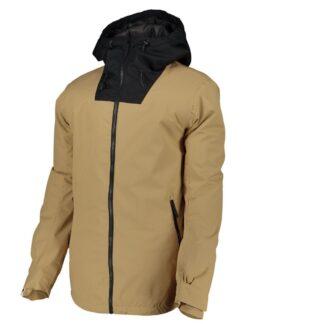 WearColour Block Jacket Sand